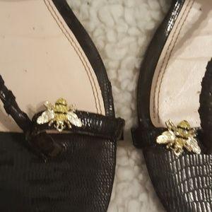 RACHEL Rachel Roy Shoes - Rachel Roy Bumble Bee Sandals Slides 8.5